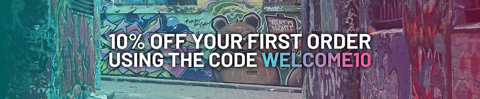 10% off first order at Worse For Wear Clothing