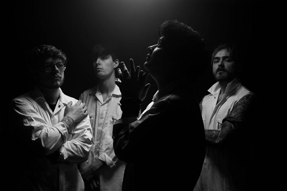 Southampton Based Alternative Rock Band Dali