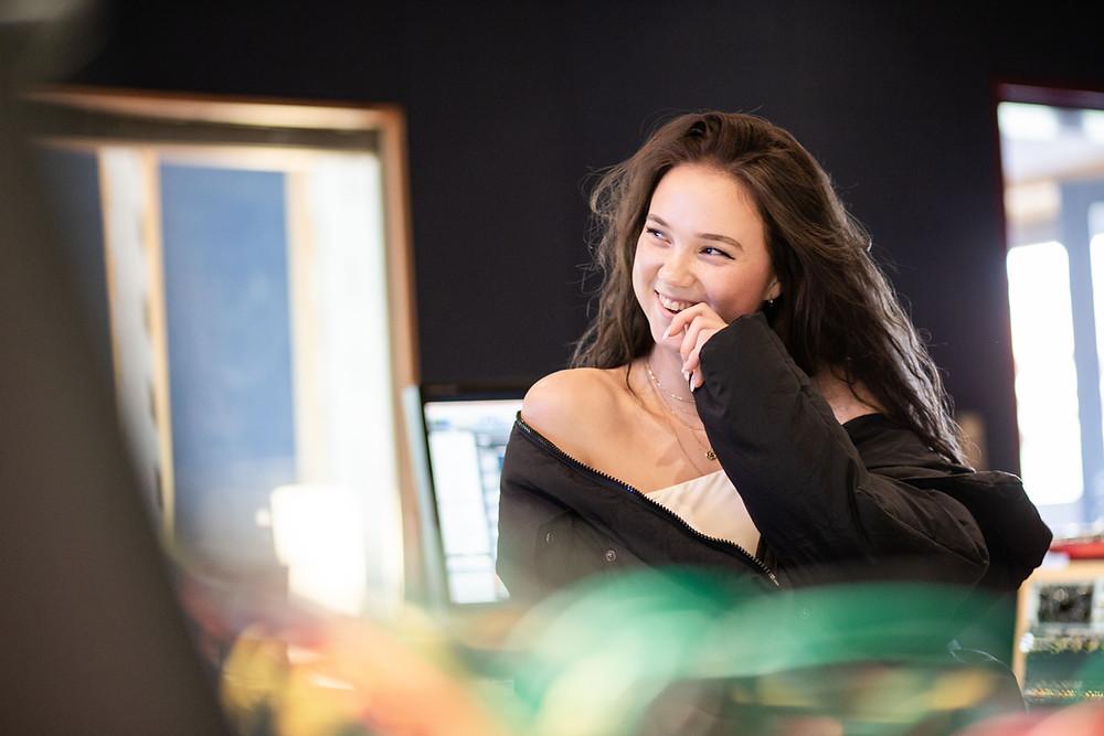 Photo of Pop/Electronic/R&B Singer Songwriter Sinikka Monte by Markus Raffeis