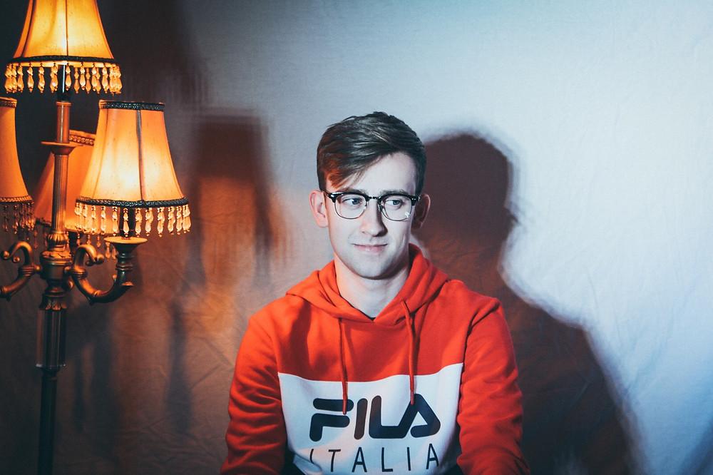 Photo of Irish Alt Pop Artist JJ Bloom by Seán Hayes
