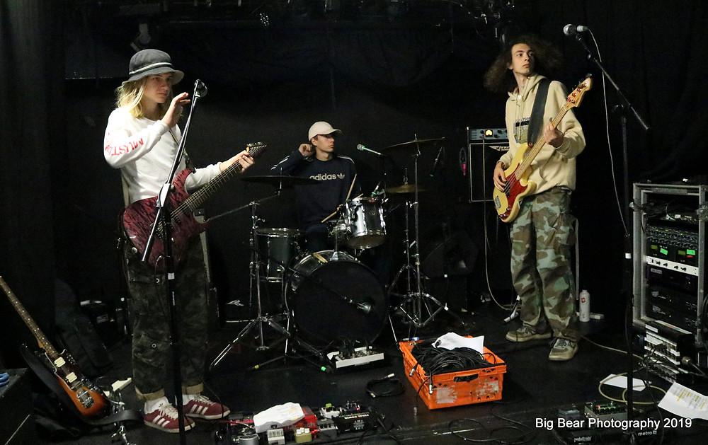 Honeybadger Band
