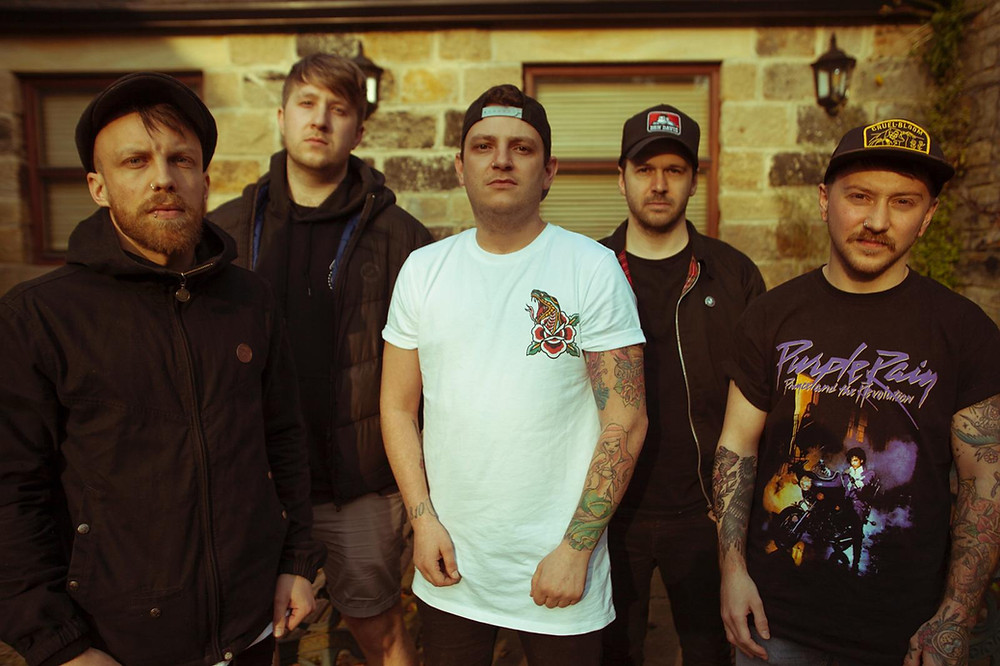 Photo of Yorkshire Based Pop Punk Band Bloodsport by DH Photos UK