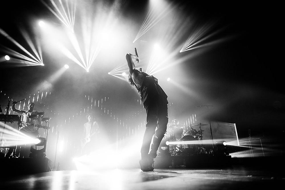Photo of English Metalcore Band Bring Me The Horizon by Marcus Maschwitz