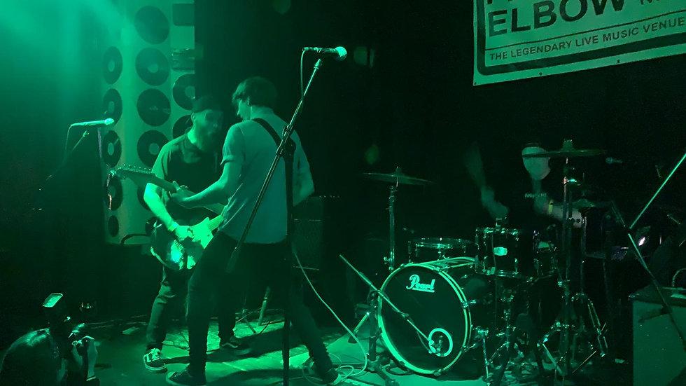 London based Alt Rock/Pop Punk band Fairway live