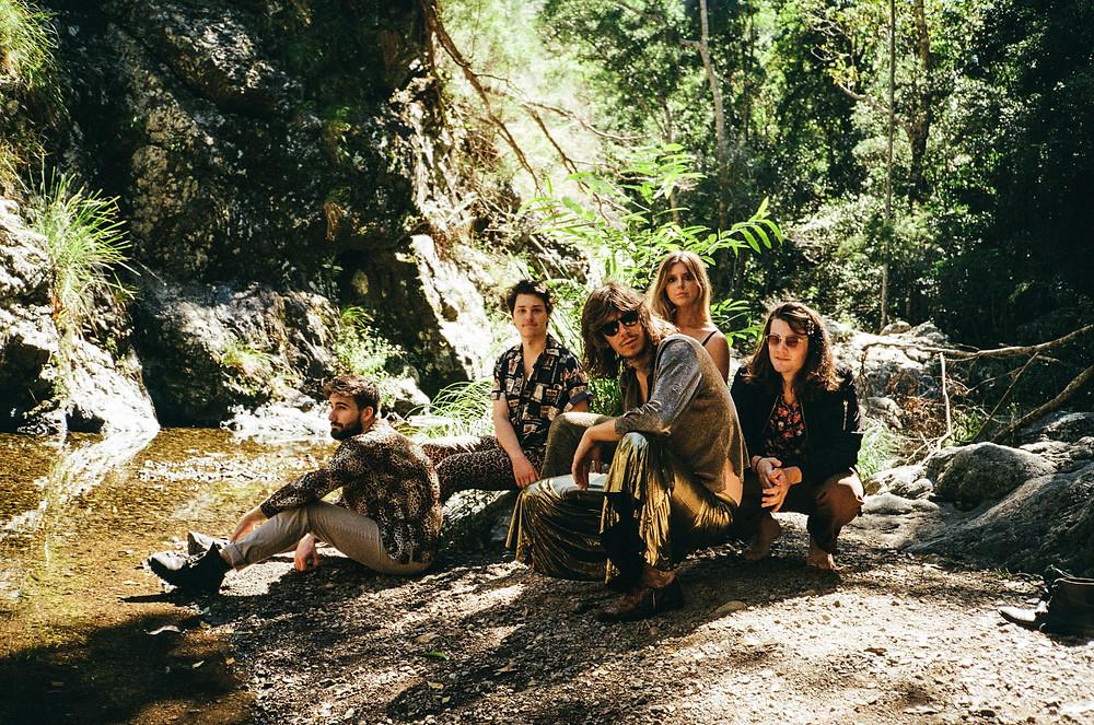 Photo of Australian Soul Pop Rock Band SUNFLOWER by Josette Althaus