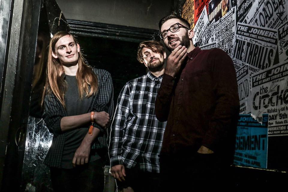 Photo of Reading Based Alt Rock Band InAir by Marianne Harris Photography