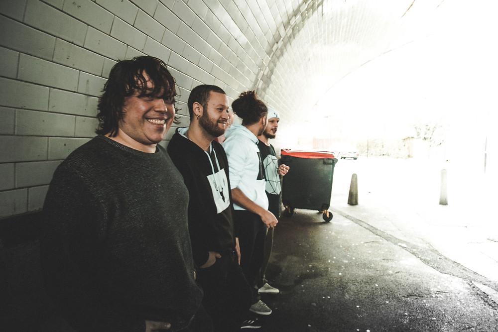 Photo of London Based Rap Metal Band George Pitt