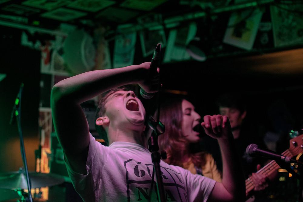 Photo of Basingstoke based Melodic Punk Rock band Buds. by Joss Hurley