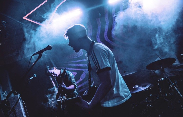 Photo of Manchester Based Alt Rock Band Animal Omens by Sam Robins