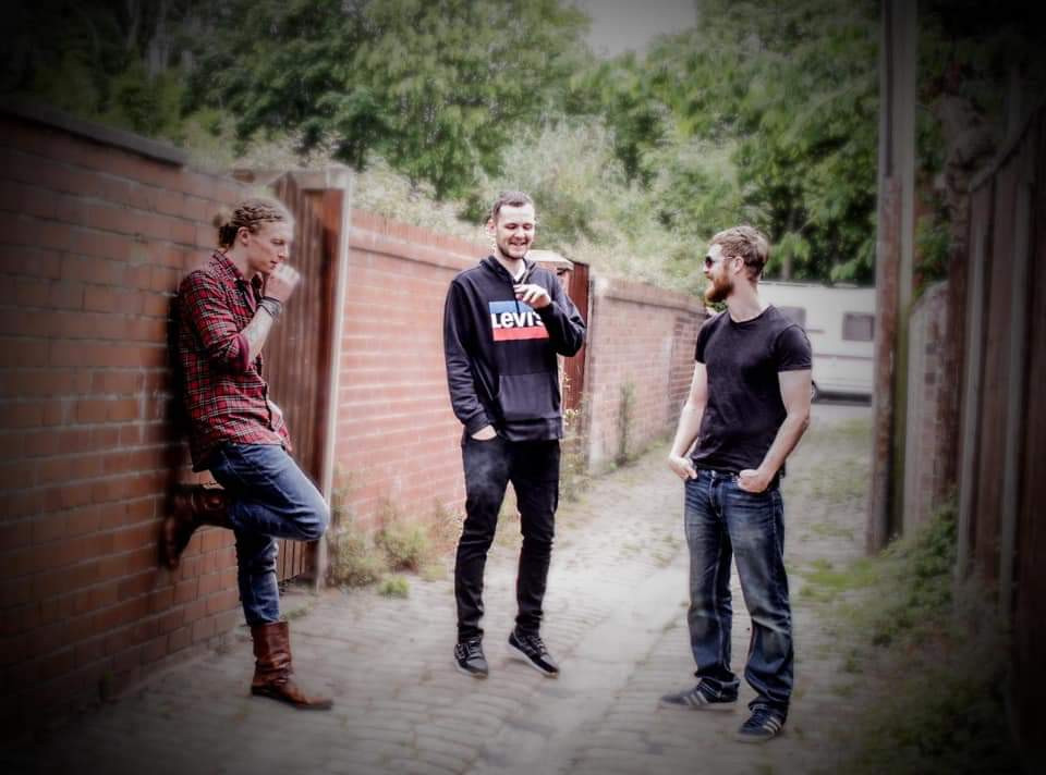Photo of Manchester based Blues Rock band TG Lee and The Rago Band by Hollymade Photography