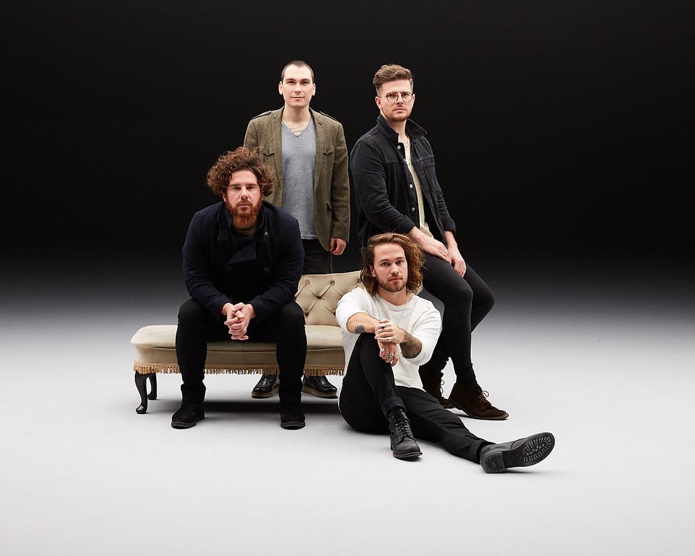 Photo of Essex/London Based Alt Pop Band Black Pines by Rachel King