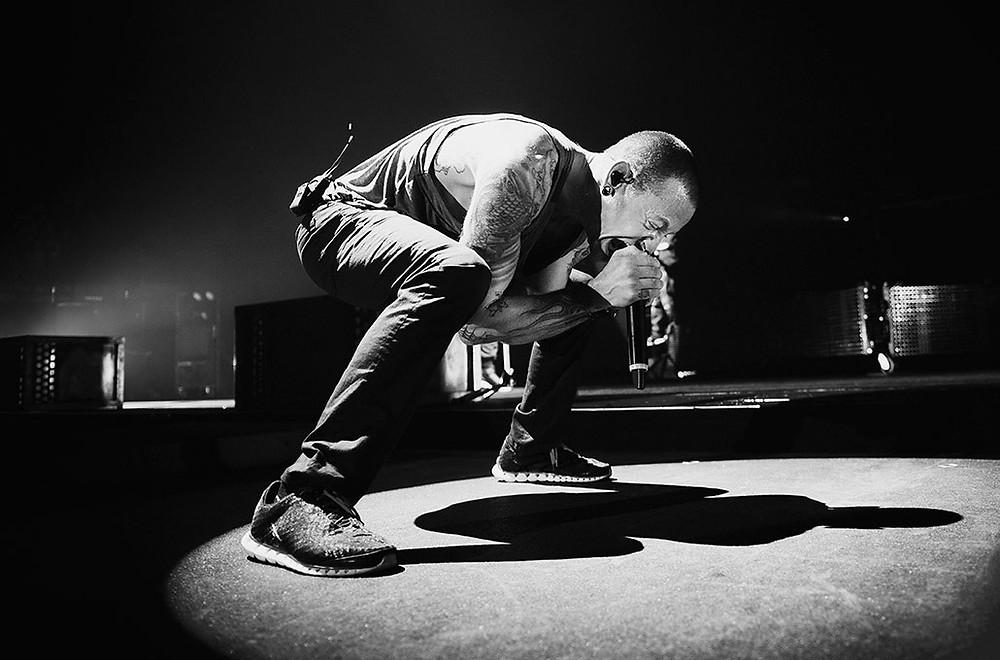Photo of Linkin Park Frontman Chester Bennington by Marcus Maschwitz