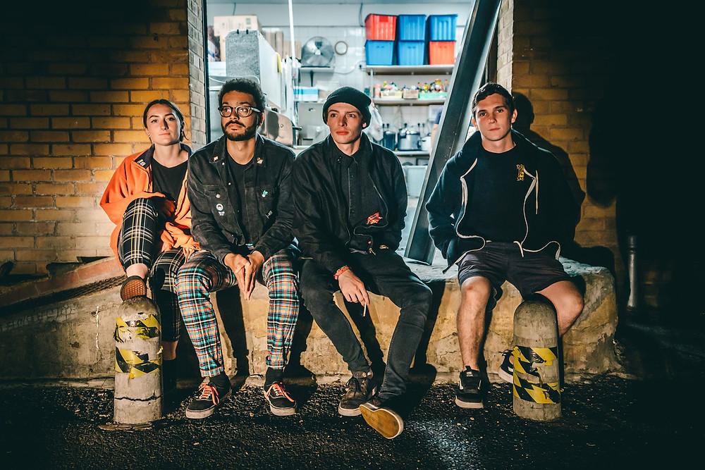 Basingstoke Based Melodic Punk Rock Band Buds.