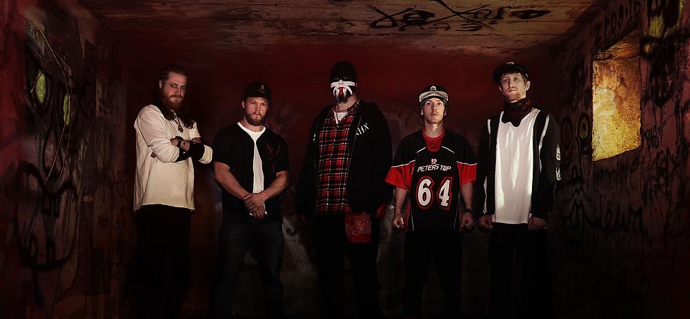 Bristol Based Metal Band Malicious Inc.