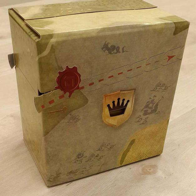 """קופסת קד""""מ - היקון"""