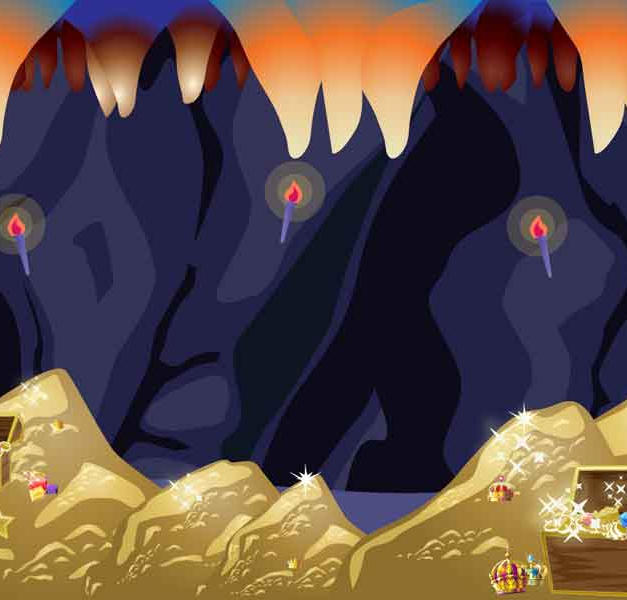 Dragon spell - Cave Realm