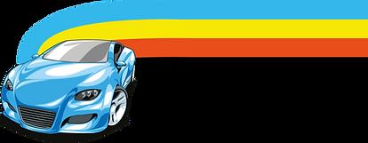 Daventry Miniature Race Cars Logo