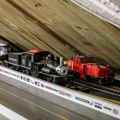 G-gauge American Railroad