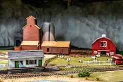 N-gauge Railway