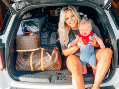 Road Trip Tips With a baby