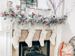 Our First Christmas | decor
