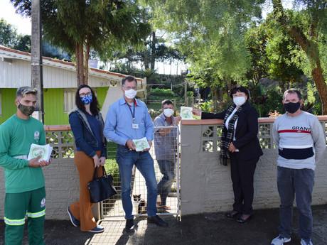 Residências de Fragosos recebem certificado de selo verde