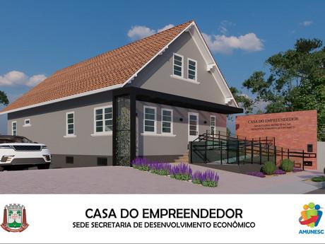 Casa do Empreendedor - objetivo é ampliar e modernizar o atendimento