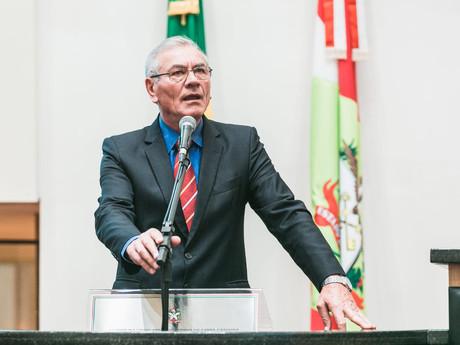 Silvio Dreveck defende mais investimentos de SC nas rodovias federais