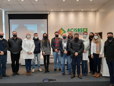 Acisbs realiza Escola de Coordenadores