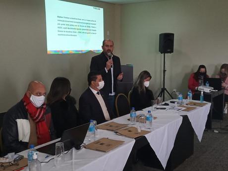 Assistência Social se reúne em encontro de Câmara Técnica no município de Canoinhas