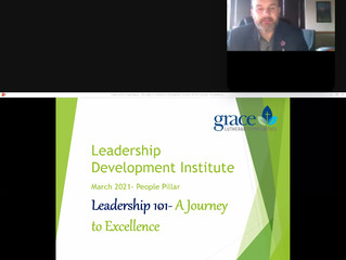Spring Leadership Development Institute