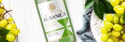Albanica Wine Moscato