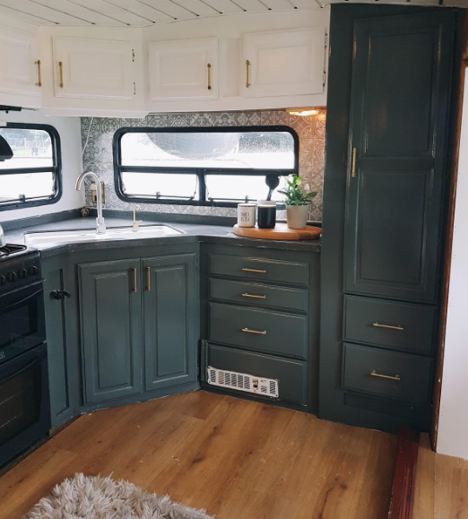 Tips for RV Renovation on a Budget