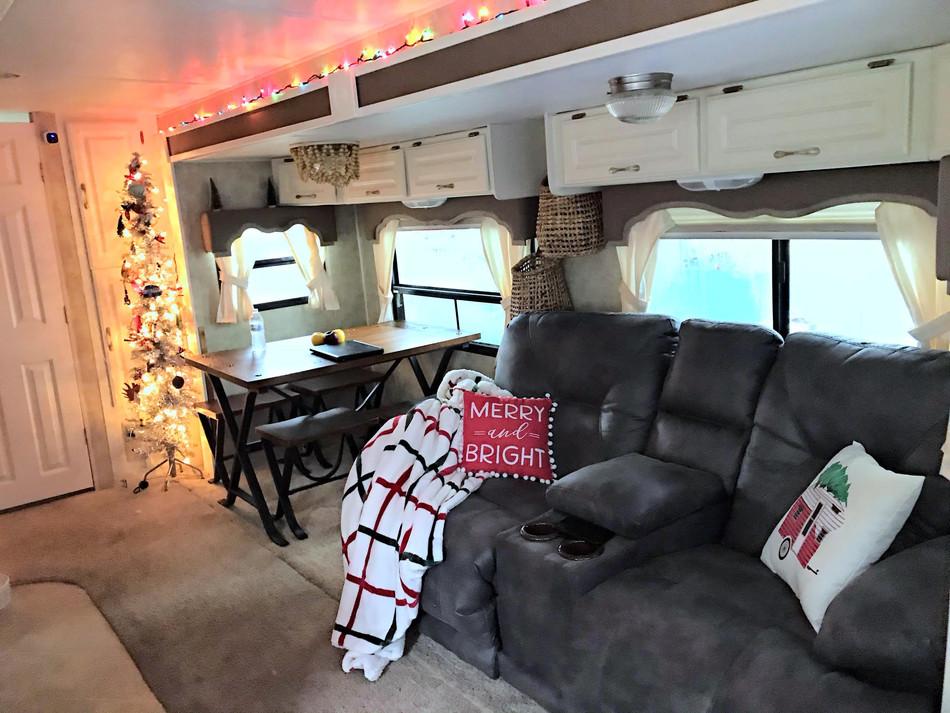 RV Christmas Tips