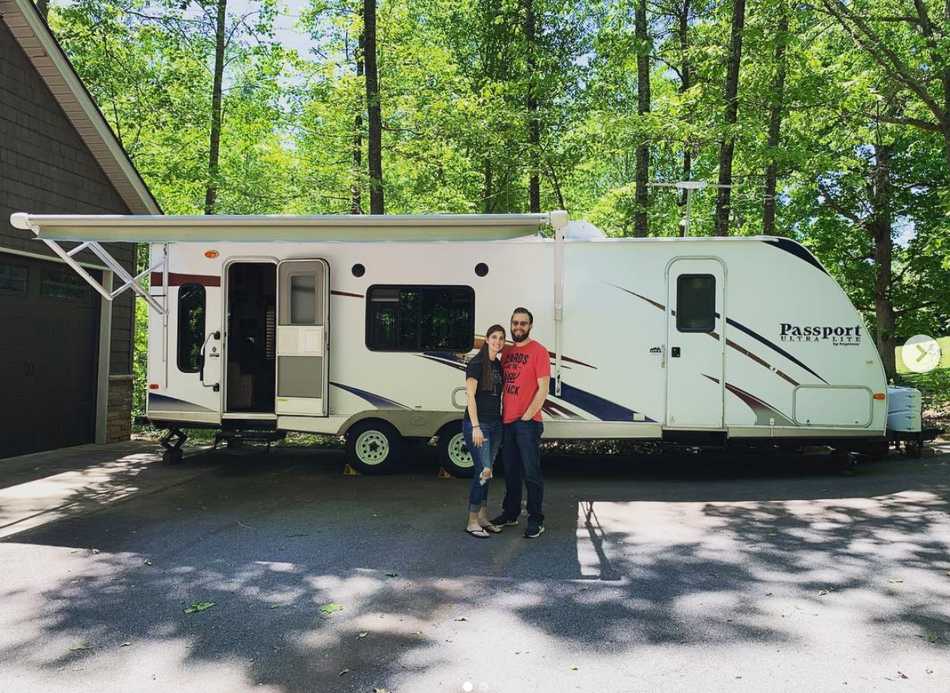 How to make your RV a Tiny Home