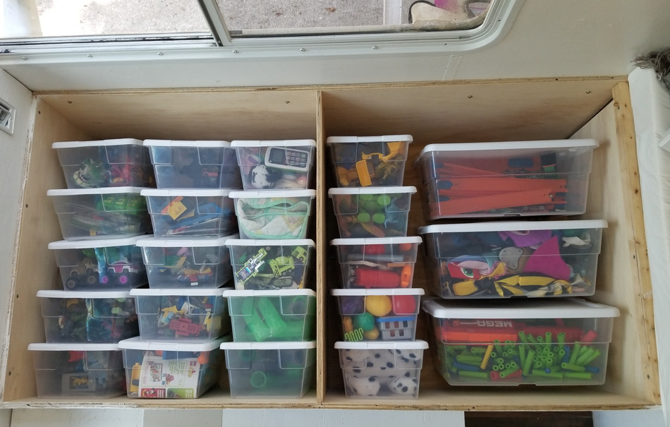 Tips for Organizing Your RV