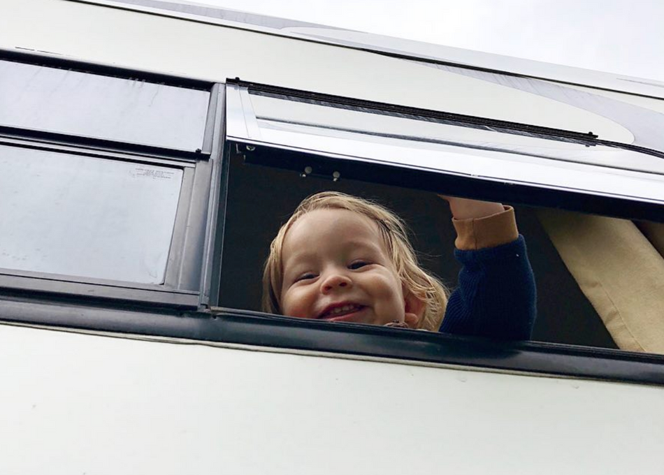Tips For RV Living with Kids