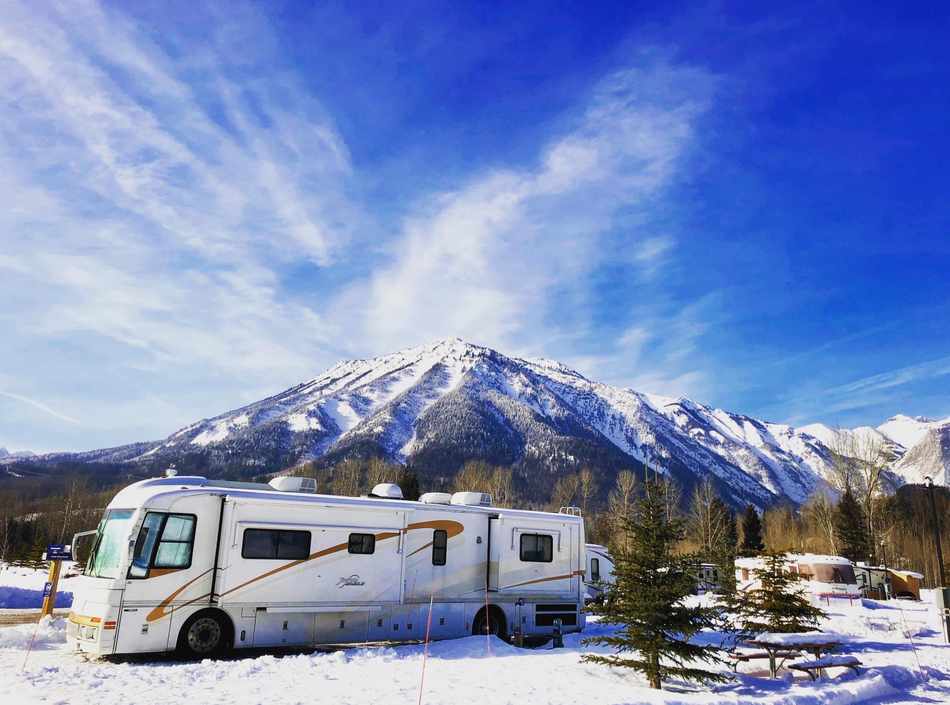 5 Tips on Surviving Winter in the RV