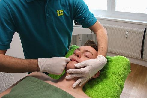 Kieferphysiotherapie bei Ihrer Physiotherapiepraxis PhysioBasel
