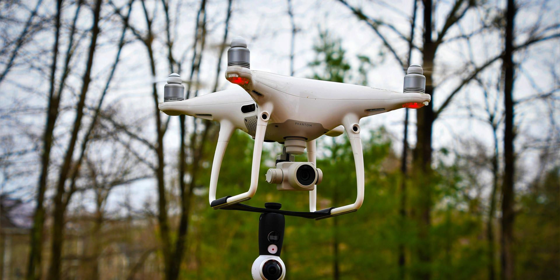 The 360 Drone