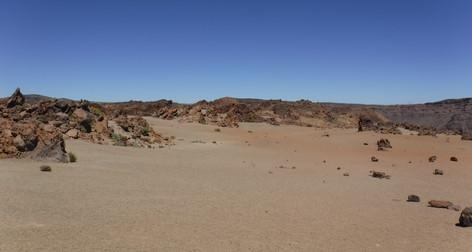 Mars on Earth.