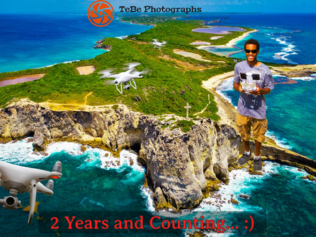 TeBe Photographs Turns Two!