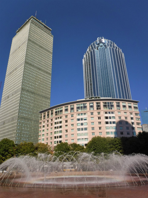 Prudential Tower & 111 Huntington Avenue