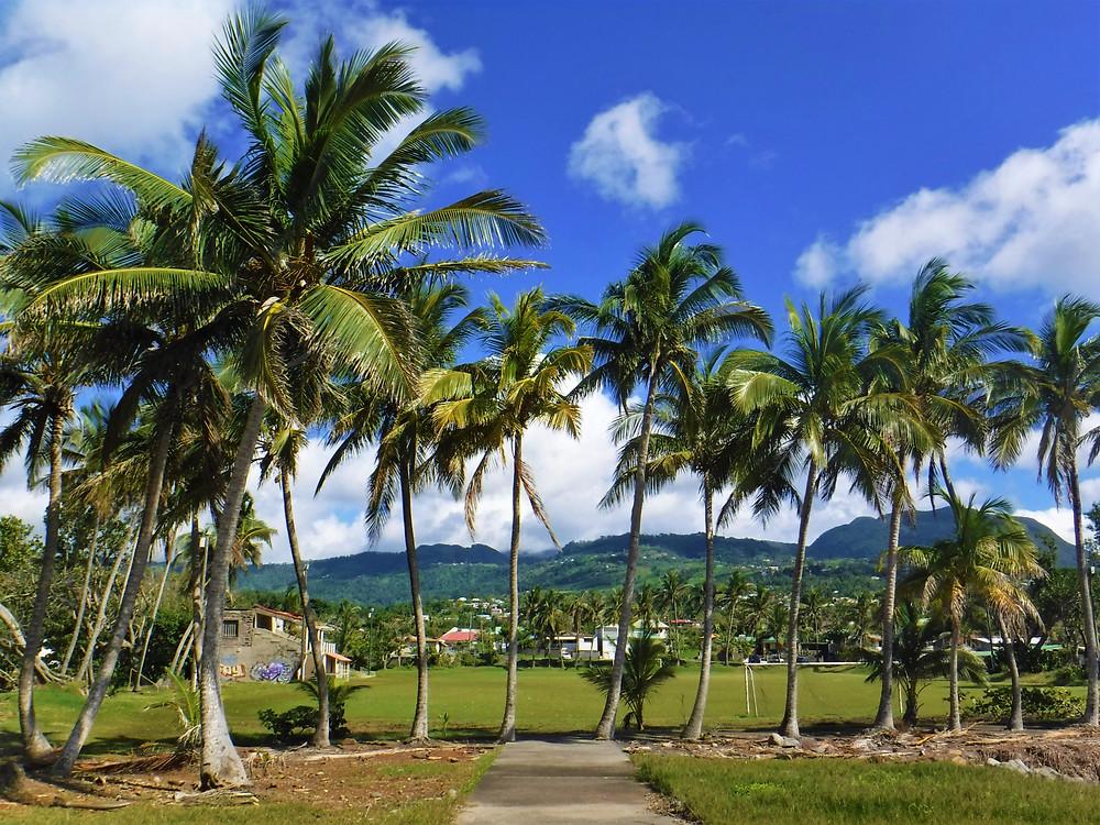 Trois-Rivières, Guadeloupe