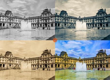 Capture the Moment: Le Louvre (Part III)