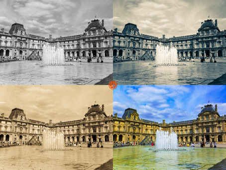 Capture the Moment: Le Louvre (Part III)