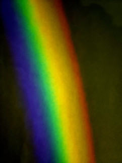ROYGBIV of Visible Light