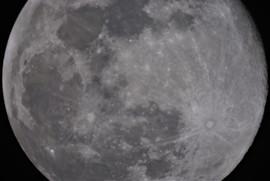 Super Snow Moon