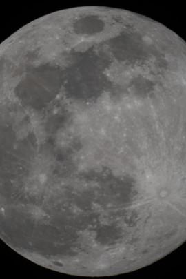 Super Worm Equinox Moon
