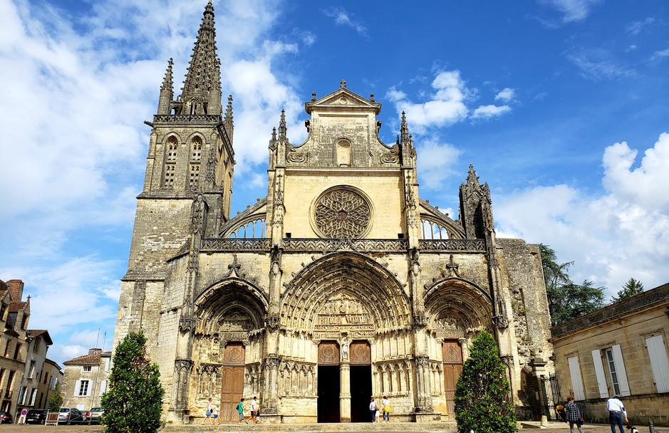 Cathédrale Saint-Jean-Baptiste de Bazas